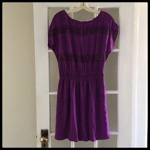 ✨NEW LISTING✨ BCBGeneration Purple Dolman Dress
